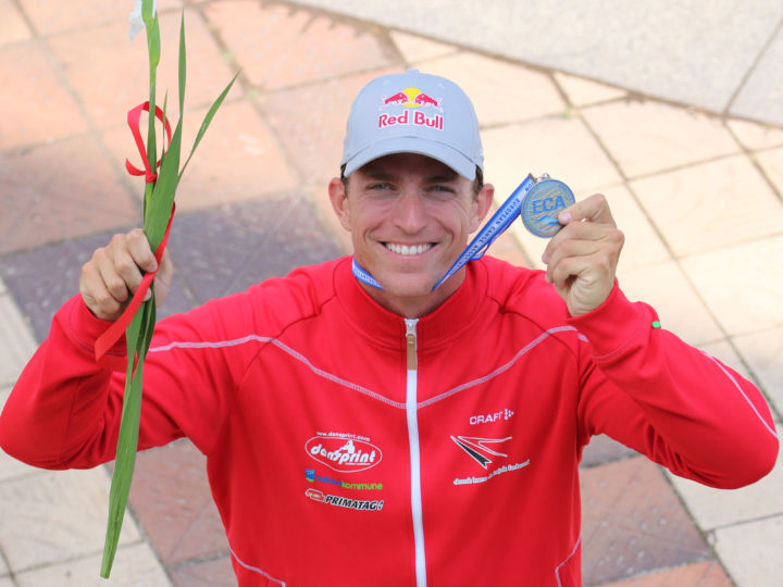 EM-sølv på K1 1.000 meter og dermed medalje for 10. EM i træk