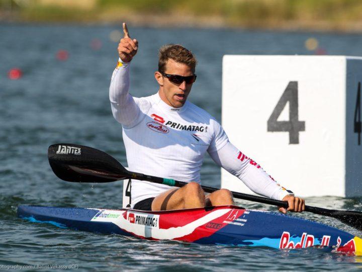 René gør rent bord til DM for 3. år i træk – vinder 8 guld i 8 løb