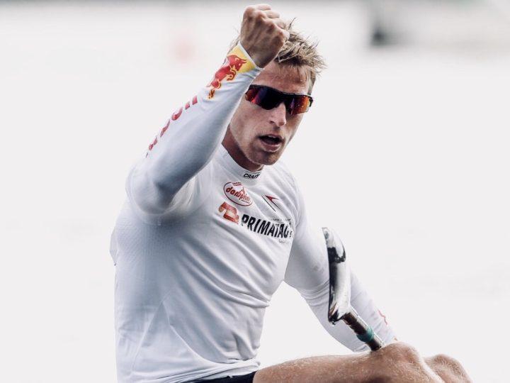 VM i Portugal 2018: René ror K1 og K2 1.000 meter og K1 5.000 m