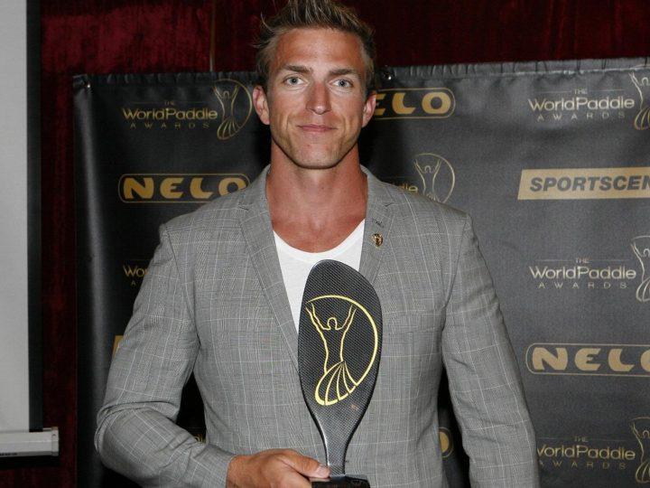 René vinder stor, international pris: World Paddle Awards 2015