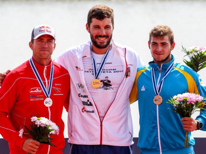 VM-sølv på 500 meter efter fænomenal slutspurt