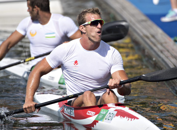 VIDEO: OL-finale K1 1.000 meter, Rio 2016