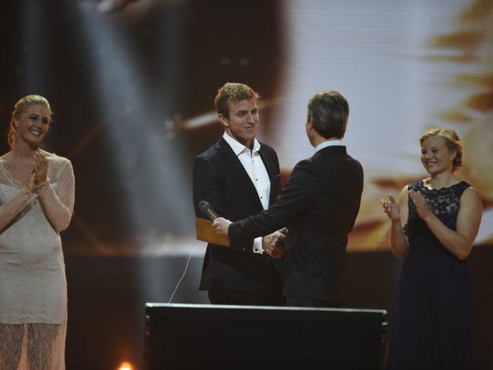 René gør rent bord: Vinder Årets Sportsnavn og BT Guld 2015