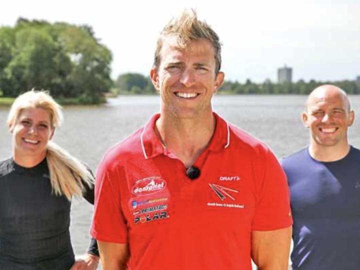 Se René tale om sin resultatmæssige nedtur i Aftenshowet og i programmet 'I olympisk praktik'