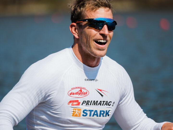 René Holten Poulsen på jagt efter OL-kvalifikation på K1 1.000 meter i Ungarn i morgen og torsdag