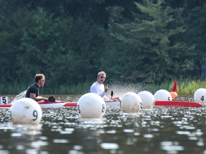 René deltager i sit 11. VM, når Danmark og Bagsværd Sø er vært for VM i kano og kajak i denne uge